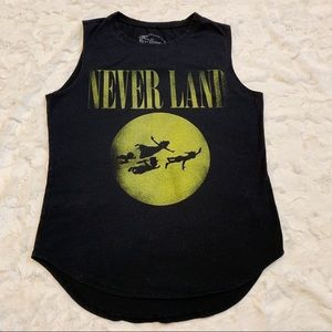 🔥 Neverland Disney Tank Top - Peter Pan